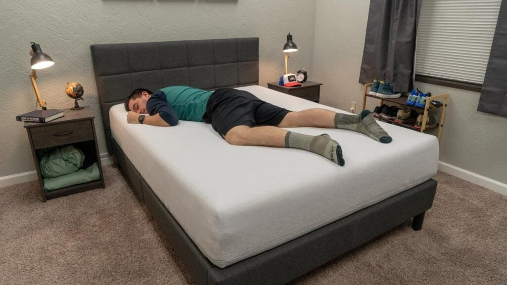 casper wave mattress review stomach sleeper