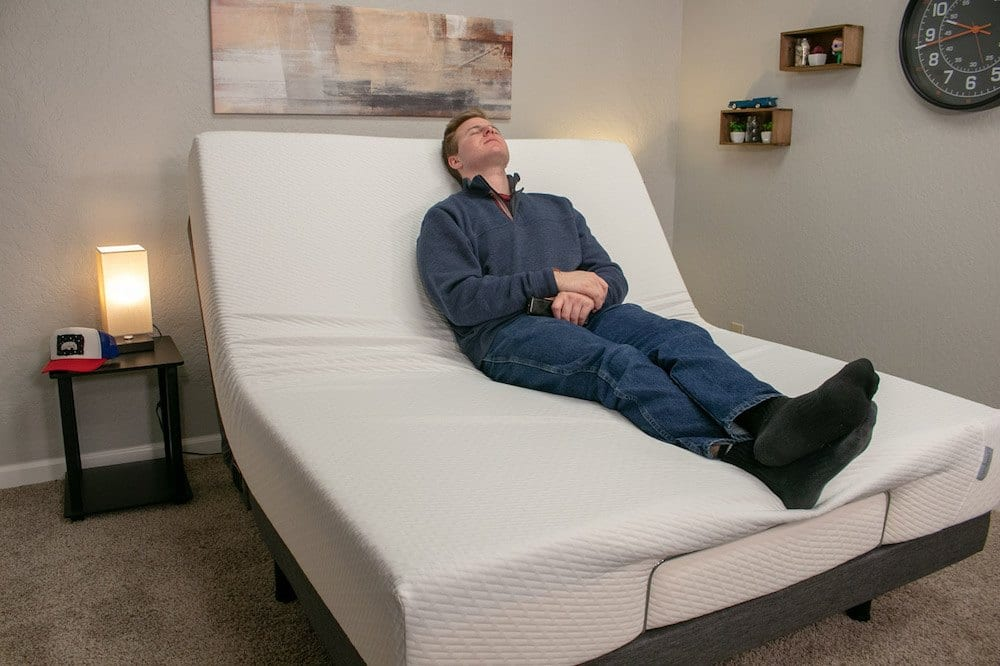 classic brands adjustable bed base frame review from amazon