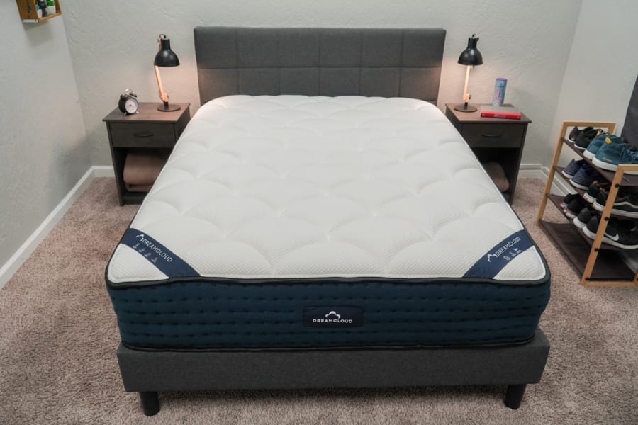 DreamCloud Flagship Mattress Review Overview