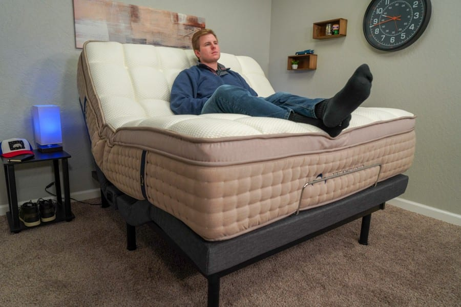 dreamcloud adjustable bed frame review