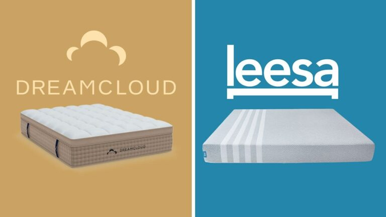DreamCloud vs Leesa Mattress