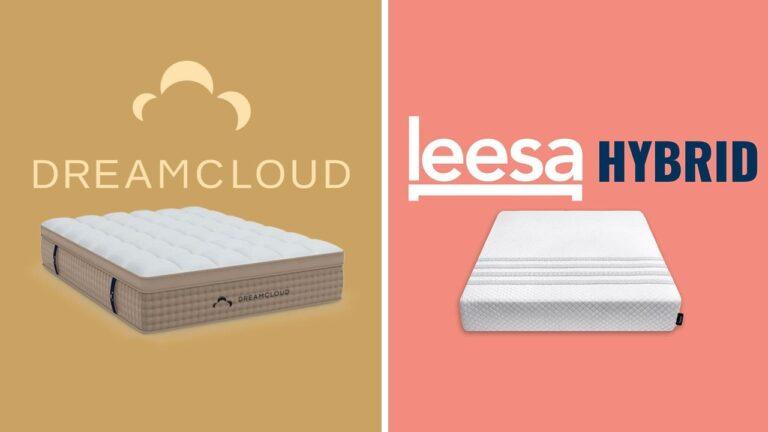 DreamCloud vs Sapira Mattress