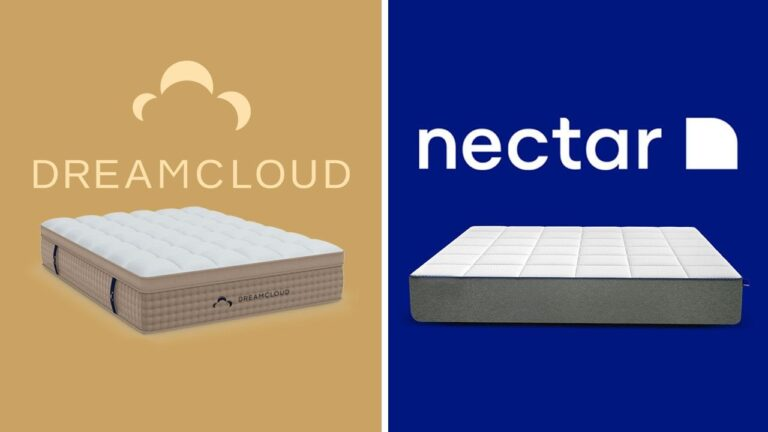 DreamCloud vs Nectar Mattress