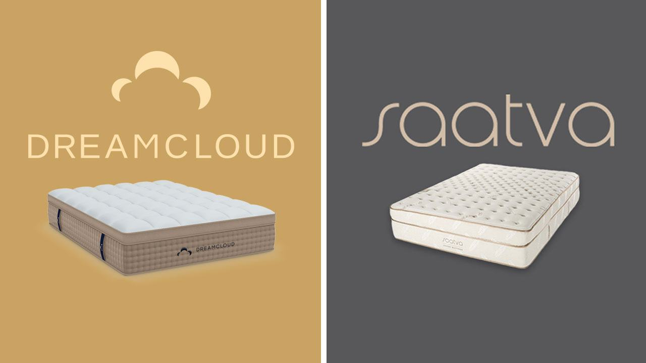 dreamcloud vs saatva mattress review