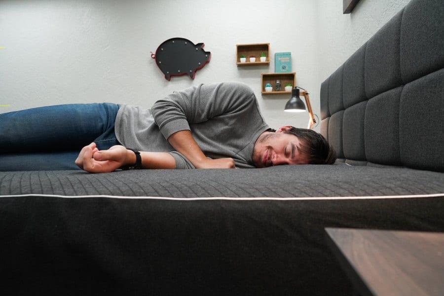 eight sleep pod pro review side sleepers