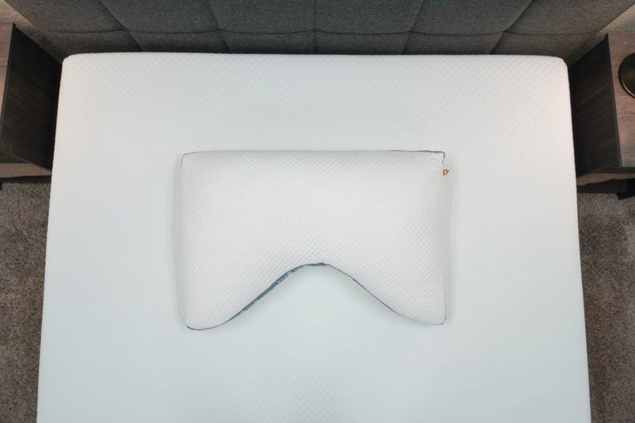 Eli Elm Cotton Side Sleeper Pillow Review U Shape