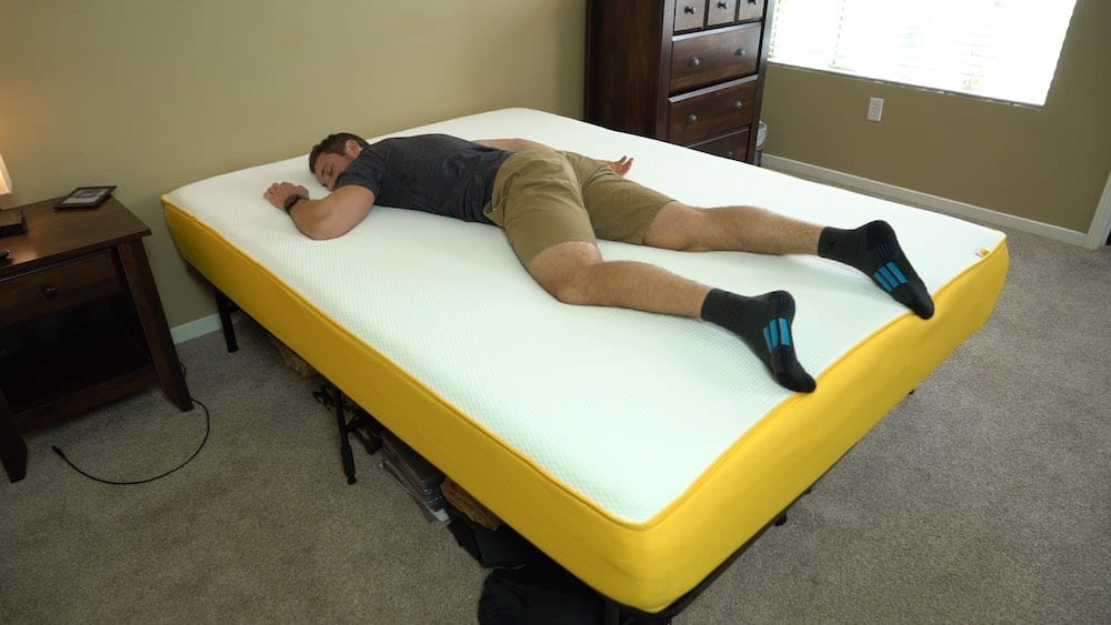eve mattress review for back and stomach sleepers