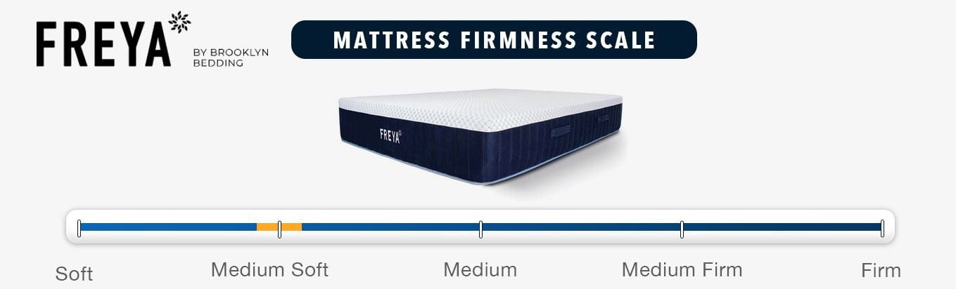 freya mattress review firmness