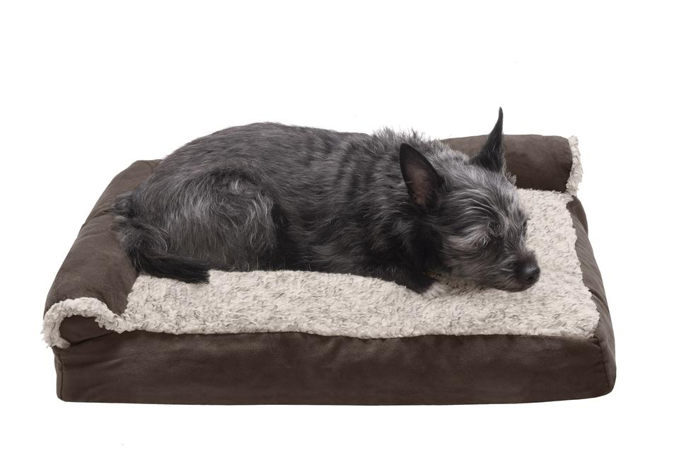 FurHaven Dog Bed