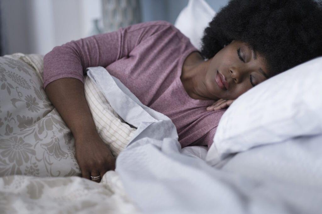 bedtime sleep hygiene