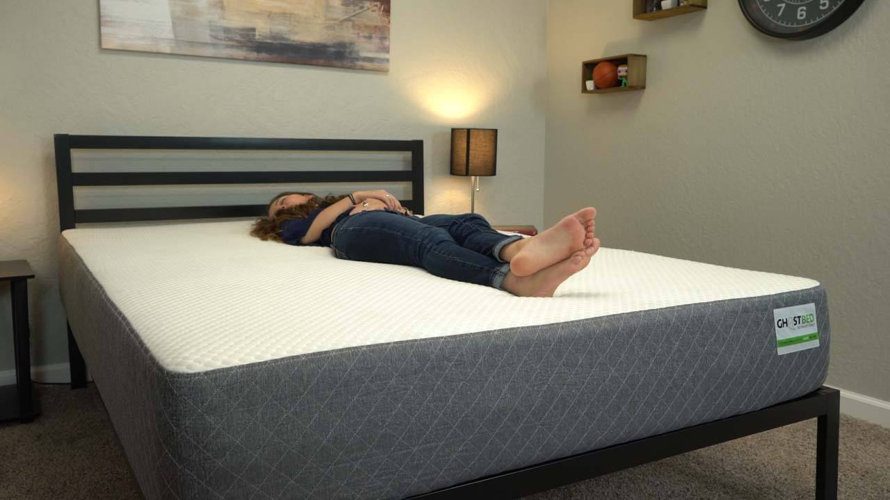 ghostbed mattress review back sleepers