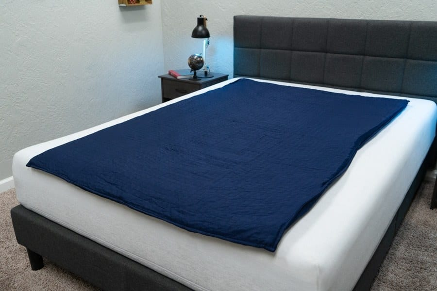 Gravity Weighted Blanket size