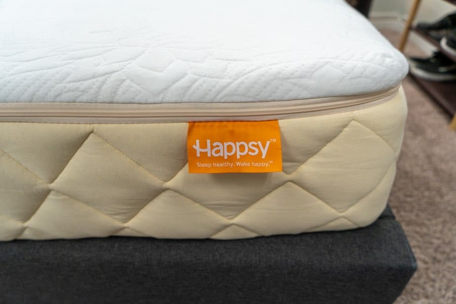 Happsy vs Birch mattress: Firmness