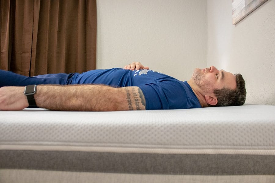 helix nightfall mattress review back sleepers