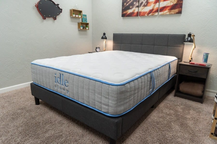 Idle Hybrid Mattress Overview