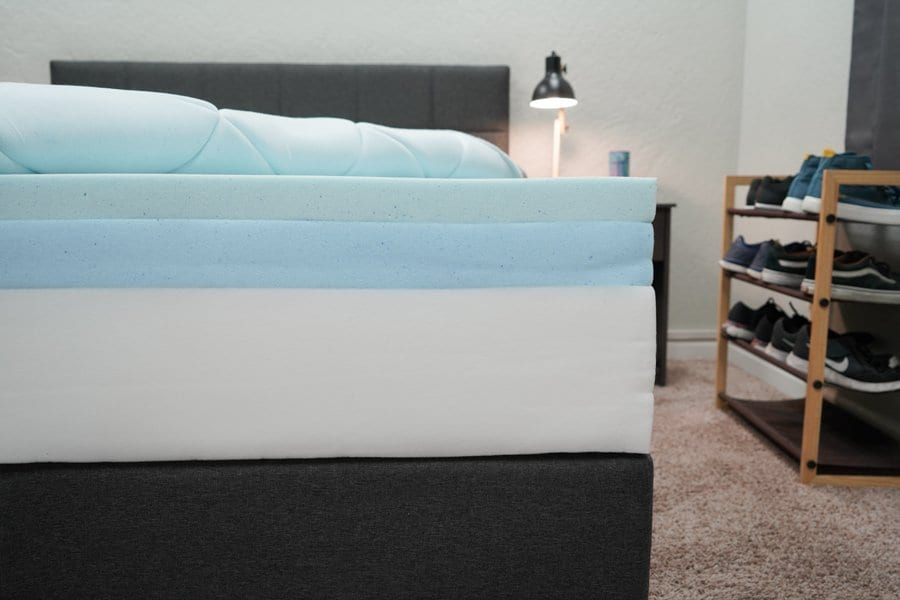 Idle Sleep Gel Plush Mattress Review Construction Layers