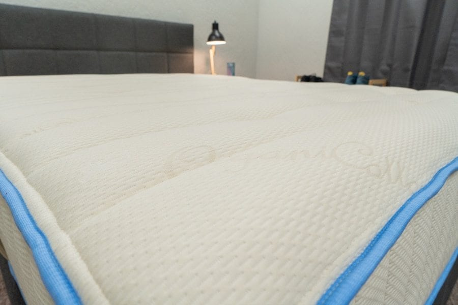 Idle Sleep Latex Mattress Review Cover
