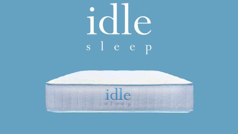 IDLE Sleep Mattress Reviews