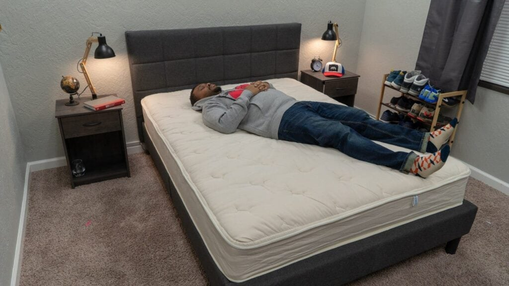 joybed mattress review back sleepers
