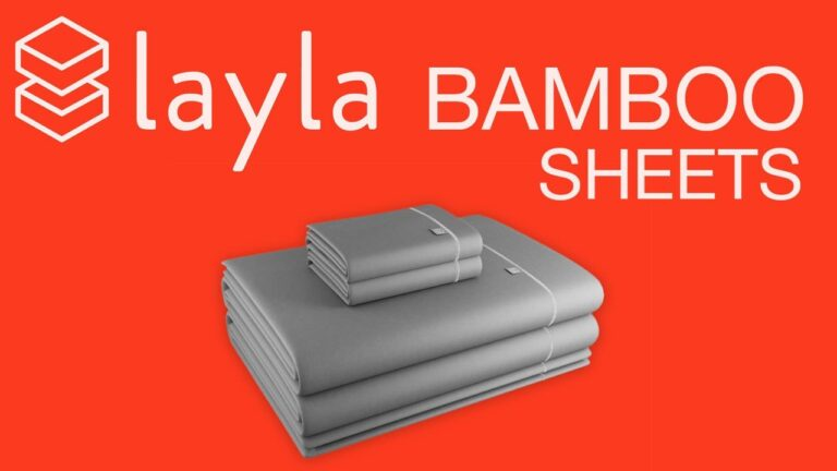 Layla Bamboo Sheets