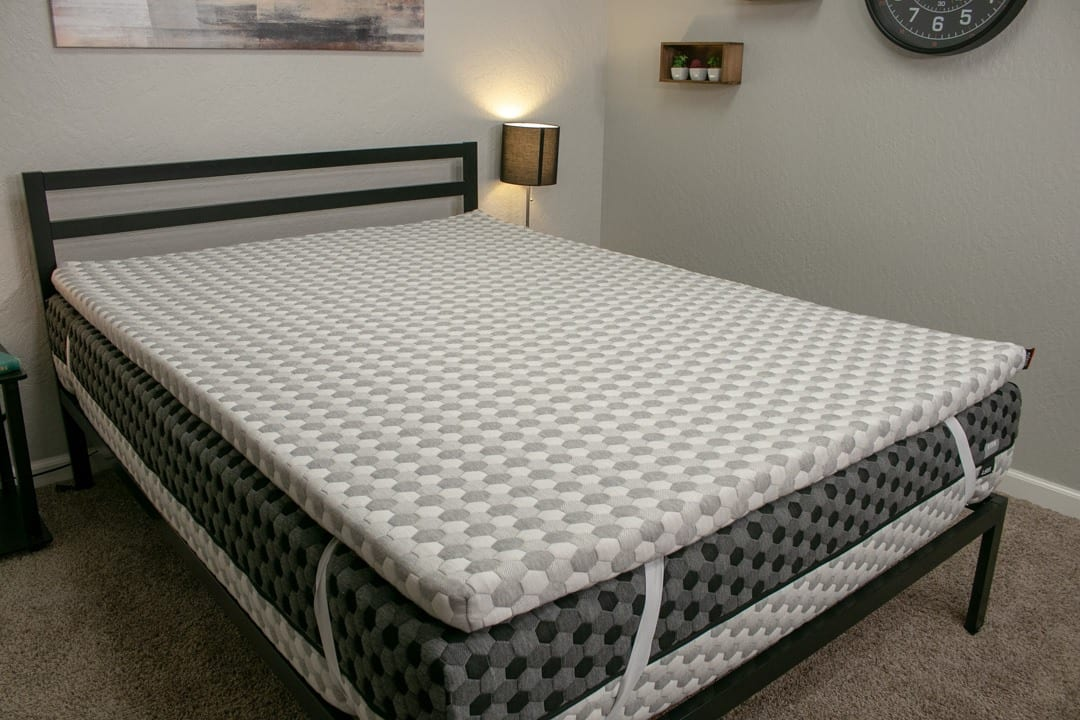 layla mattress topper review construction memory foam profile