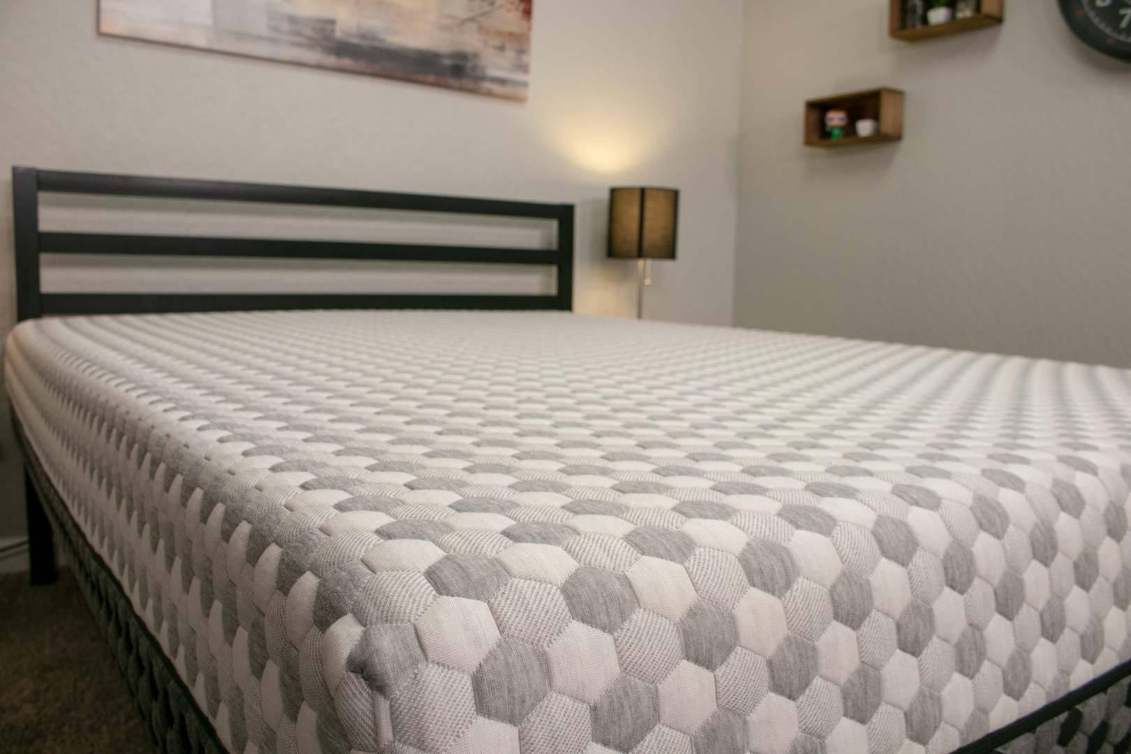 layla mattress review cover soft and firm side