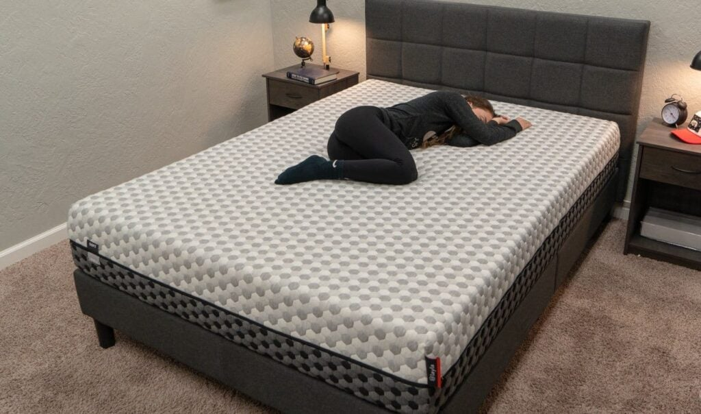 layla mattress review updated for side sleepers