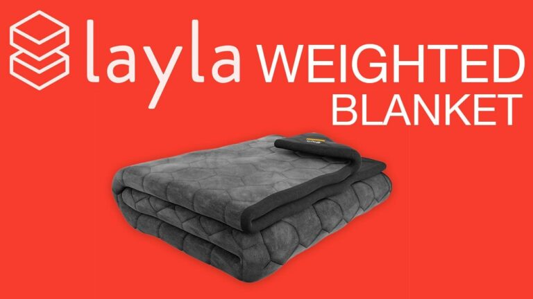 Layla Weighted Blanket Review