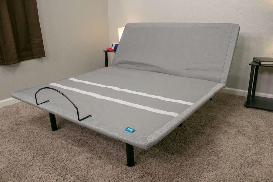leesa adjustable base bed frame review