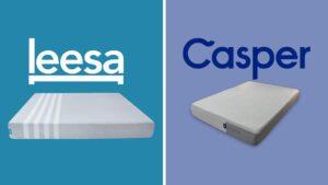 leesa vs casper mattress comparison