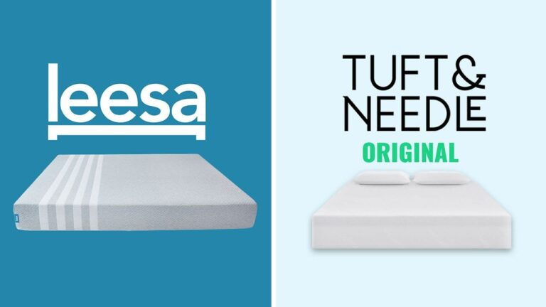 Leesa vs Tuft and Needle Mattress
