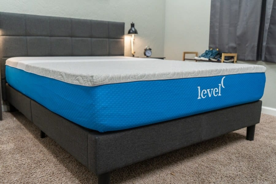 level sleep mattress cover