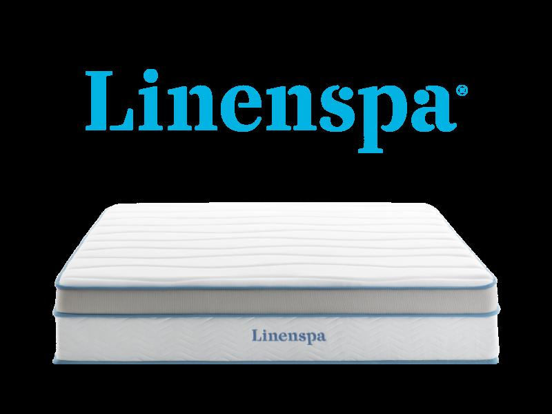 Linenspa 12 Inch Memory Foam Hybrid product