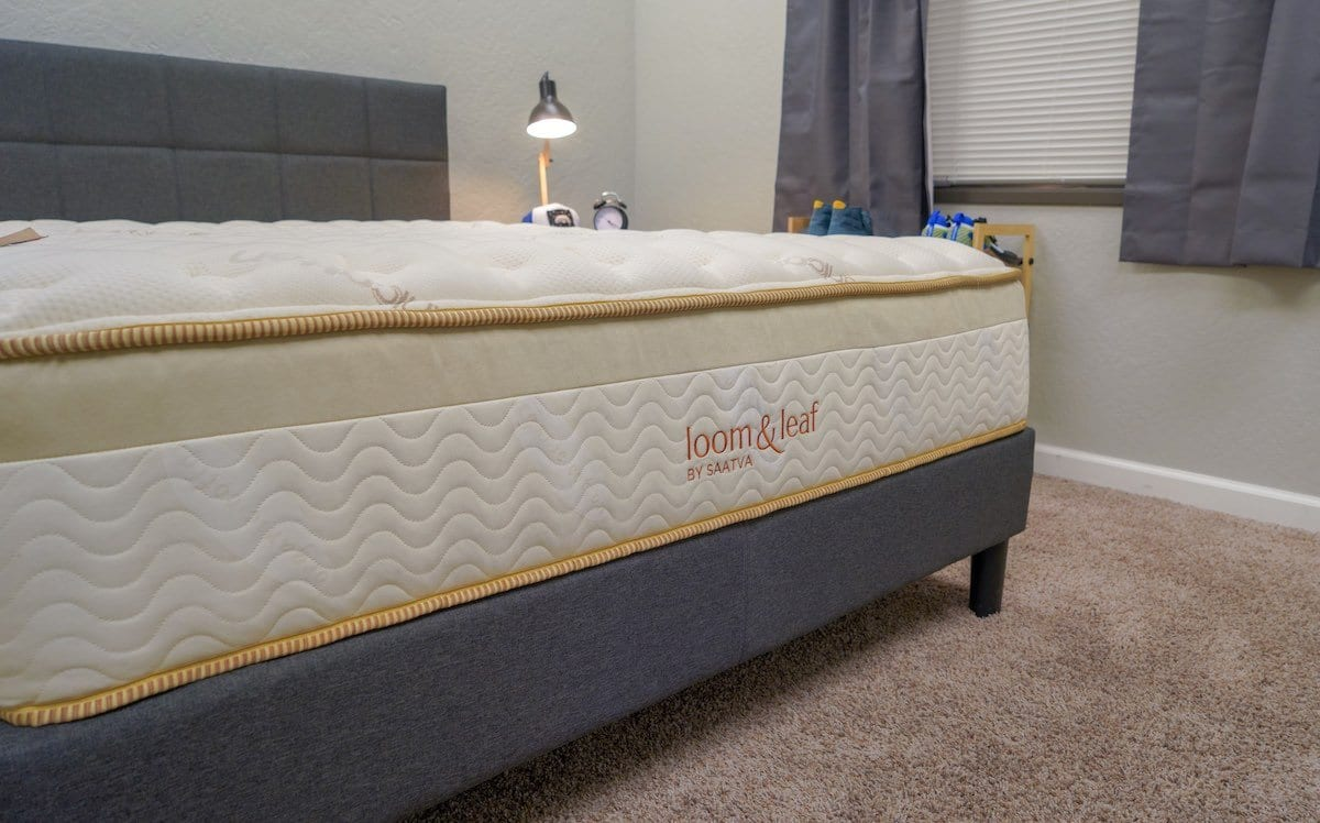 loom and leaf mattress review main image