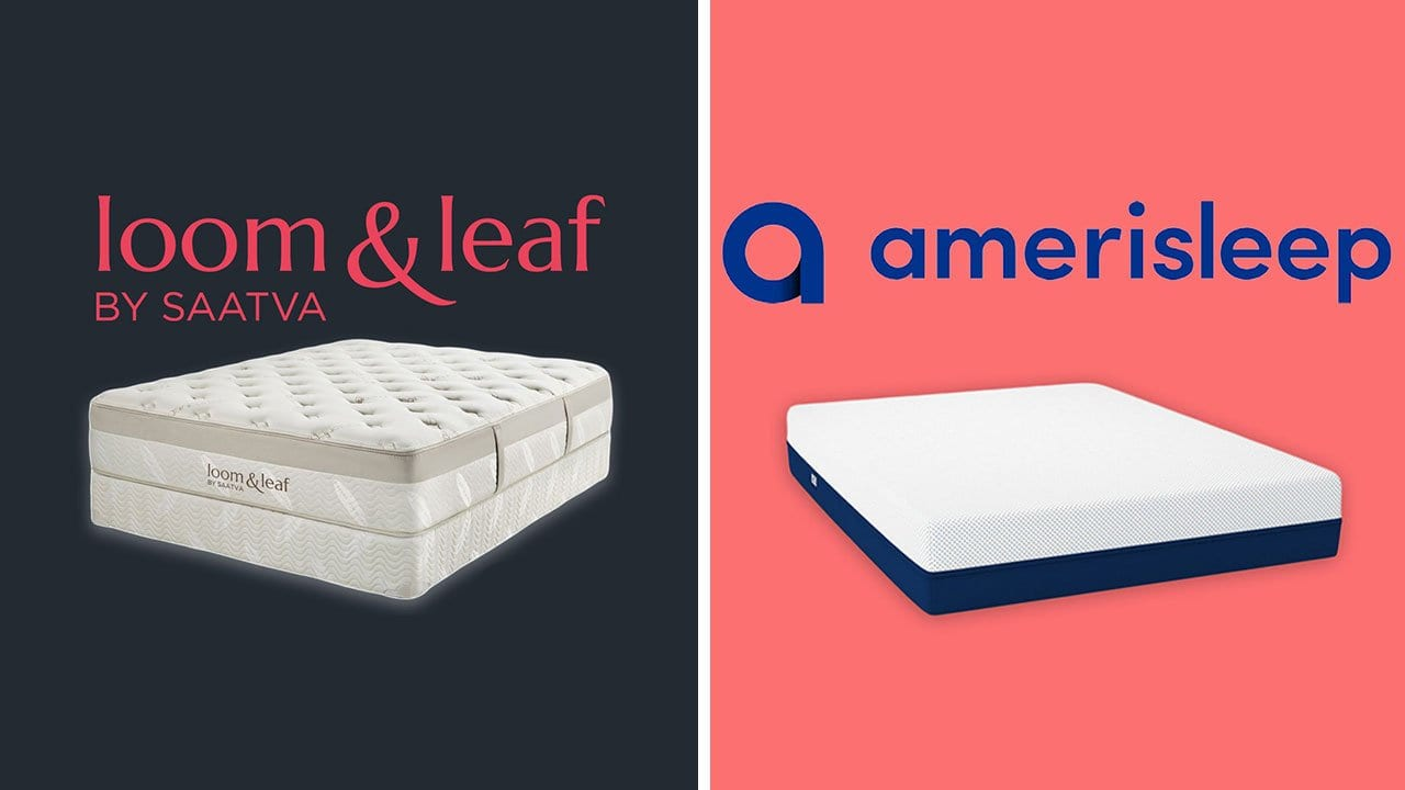 Loom and Leaf vs Amerisleep Mattress