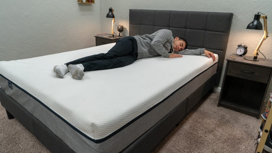 lull mattress reviews side sleepers