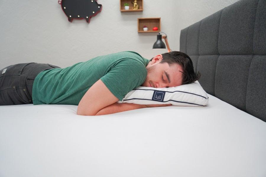 Lull Pillow Stomach Sleeper