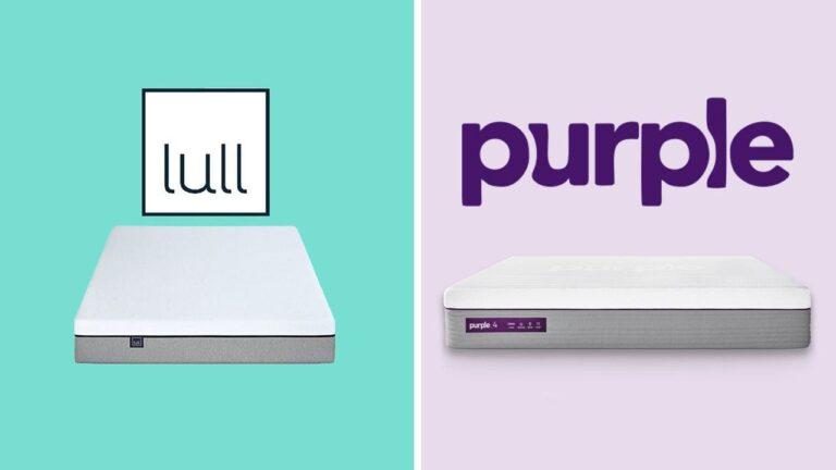 Lull vs Purple Mattress Comparison