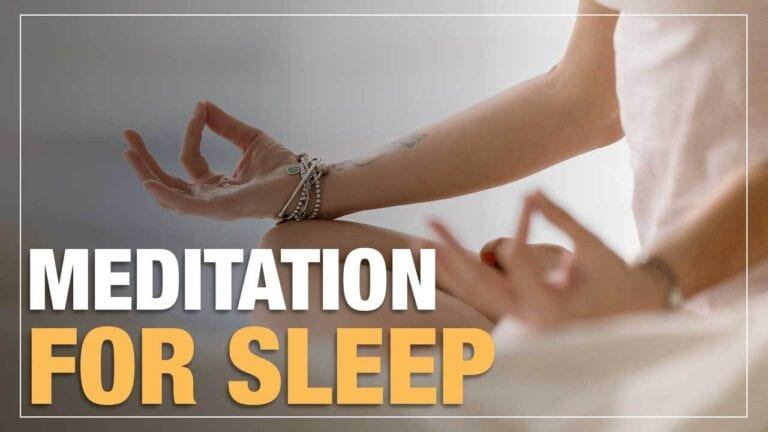 How To Meditate In Bed For Better Sleep