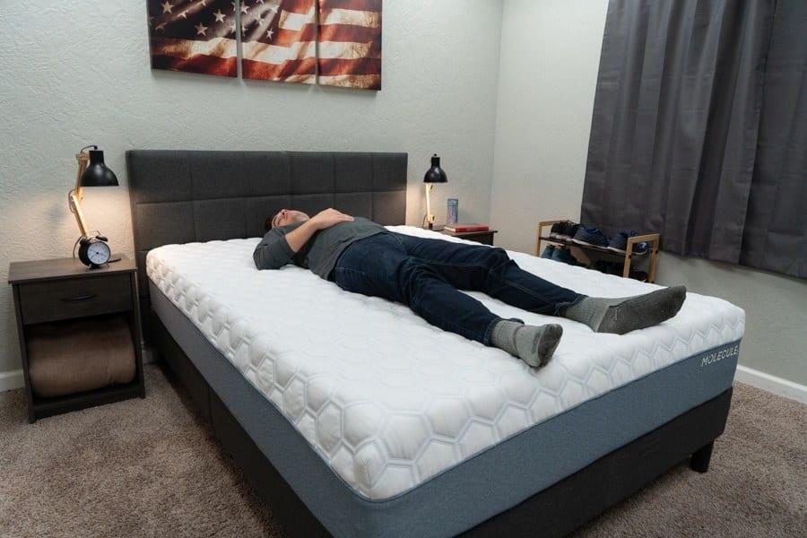 molecule mattress review edge support