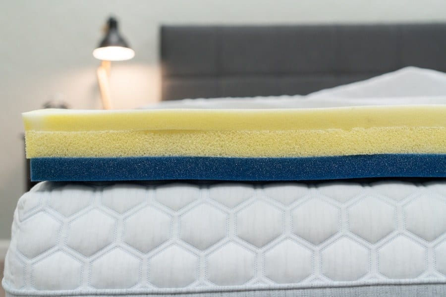 Molecule Mattress Topper Review Construction 3 Layer