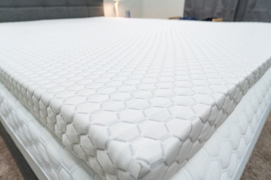 Molecule Mattress Topper Cover