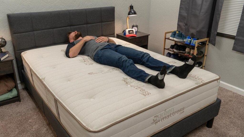 my green mattress back sleeper review