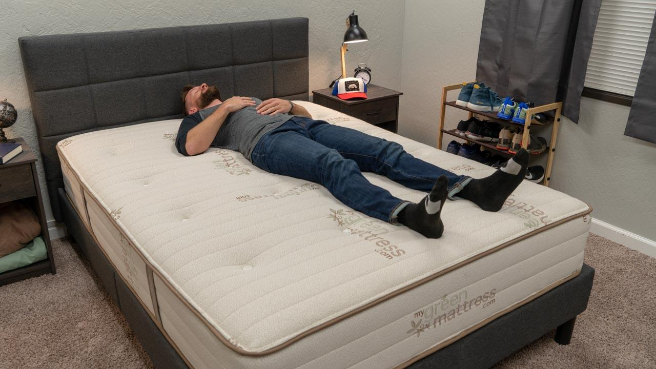 my green mattress back sleeper review