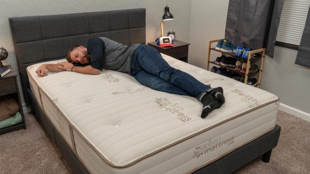 my green mattress side sleeper review