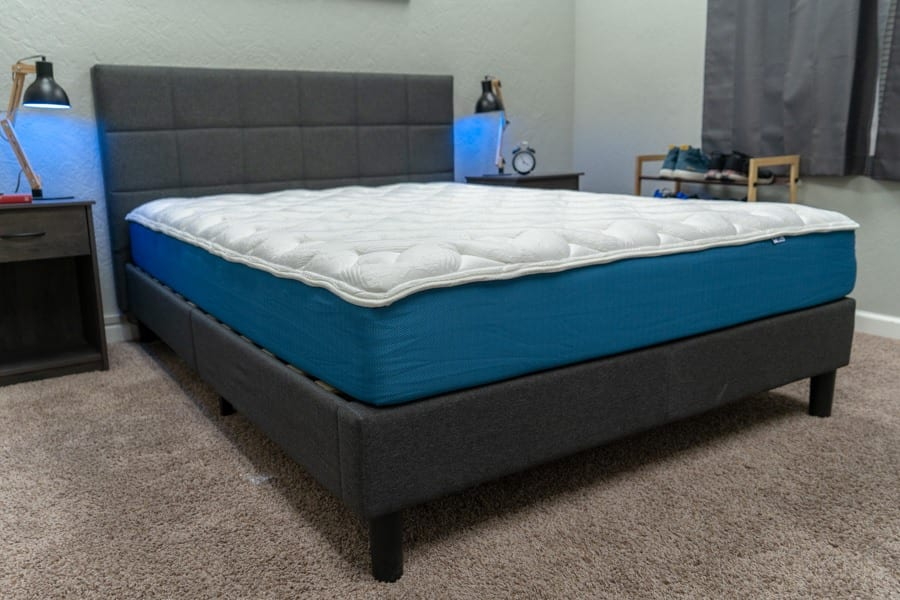mypillow mattress review cover