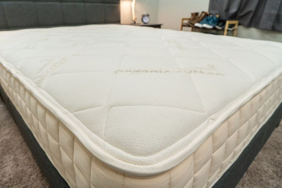 Naturepedic Mattress Review Cover
