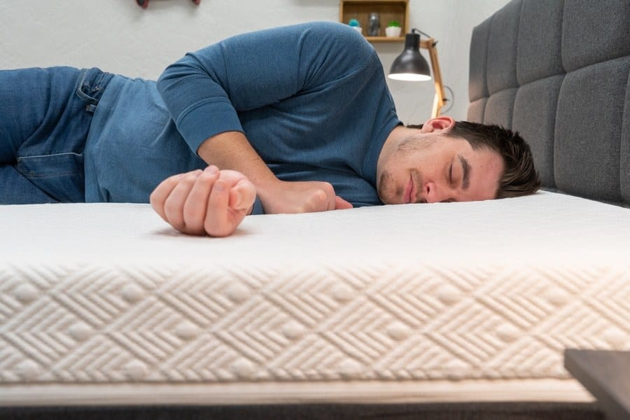 nectar lush mattress review side sleeper