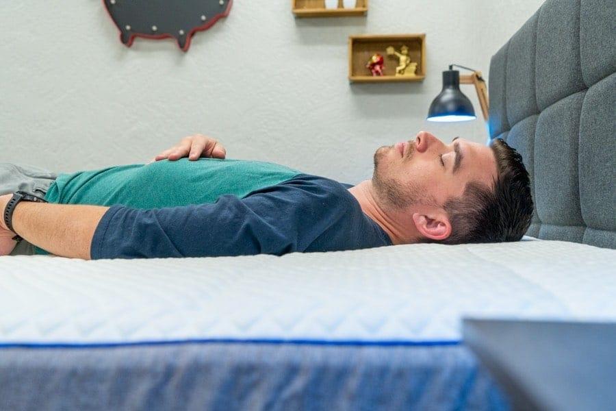 nectar mattress review back sleepers