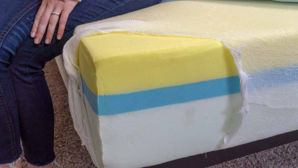 nectar mattress review construction and layers